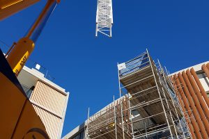 Boland Cranes Self Erecting Cranes Brisbane
