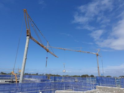 Self-Erecting Tower Crane Hire