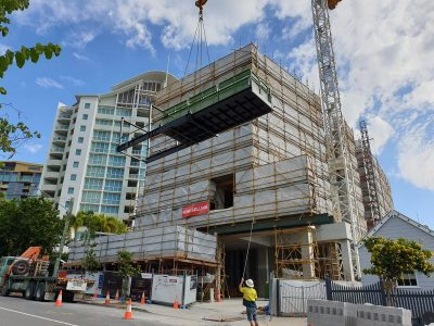 Loading Bay Hire Brisbane