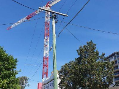 Hammerhead Crane Hire Brisbane